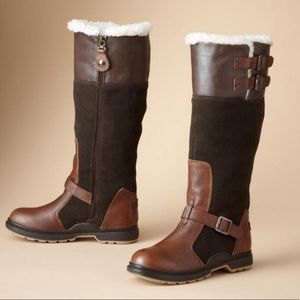 Women's Pajar Tall Wooly Buckle Winter Boots